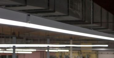 LED Lichtbandsysteme für Fabrik oder HACCP Umgebung
