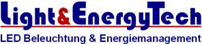 Light&EnergyTech; LED Beleuchtung und Energiemanagement